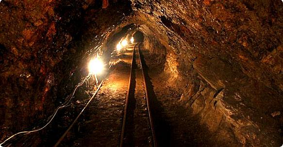 picture of uranium mine