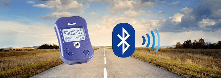 Introducing RD1212-BT Geiger Counter with Bluetooth
